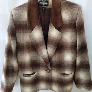 Braetan woolblend blazer/jacket